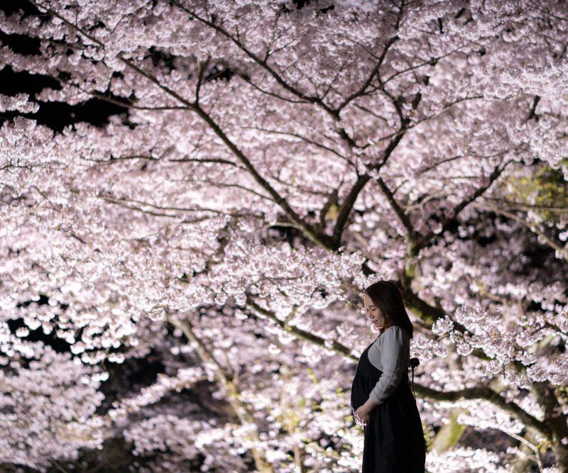 福岡の出張撮影サービス「RYO PHOTO(リョウフォト)」の出張カメラマン山口が福岡で出張撮影したマタニティフォトの写真