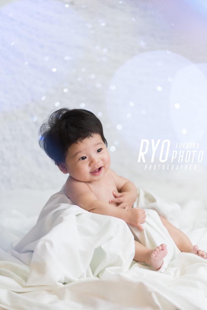 福岡の出張撮影サービス「RYO PHOTO(リョウフォト)」の出張カメラマン山口が福岡で出張撮影した子供写真