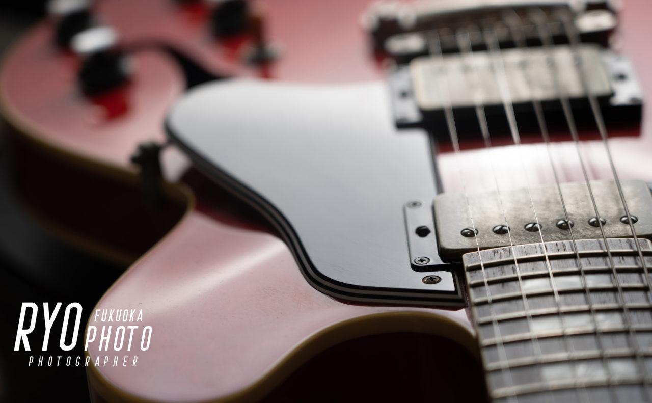 エレキギターの写真