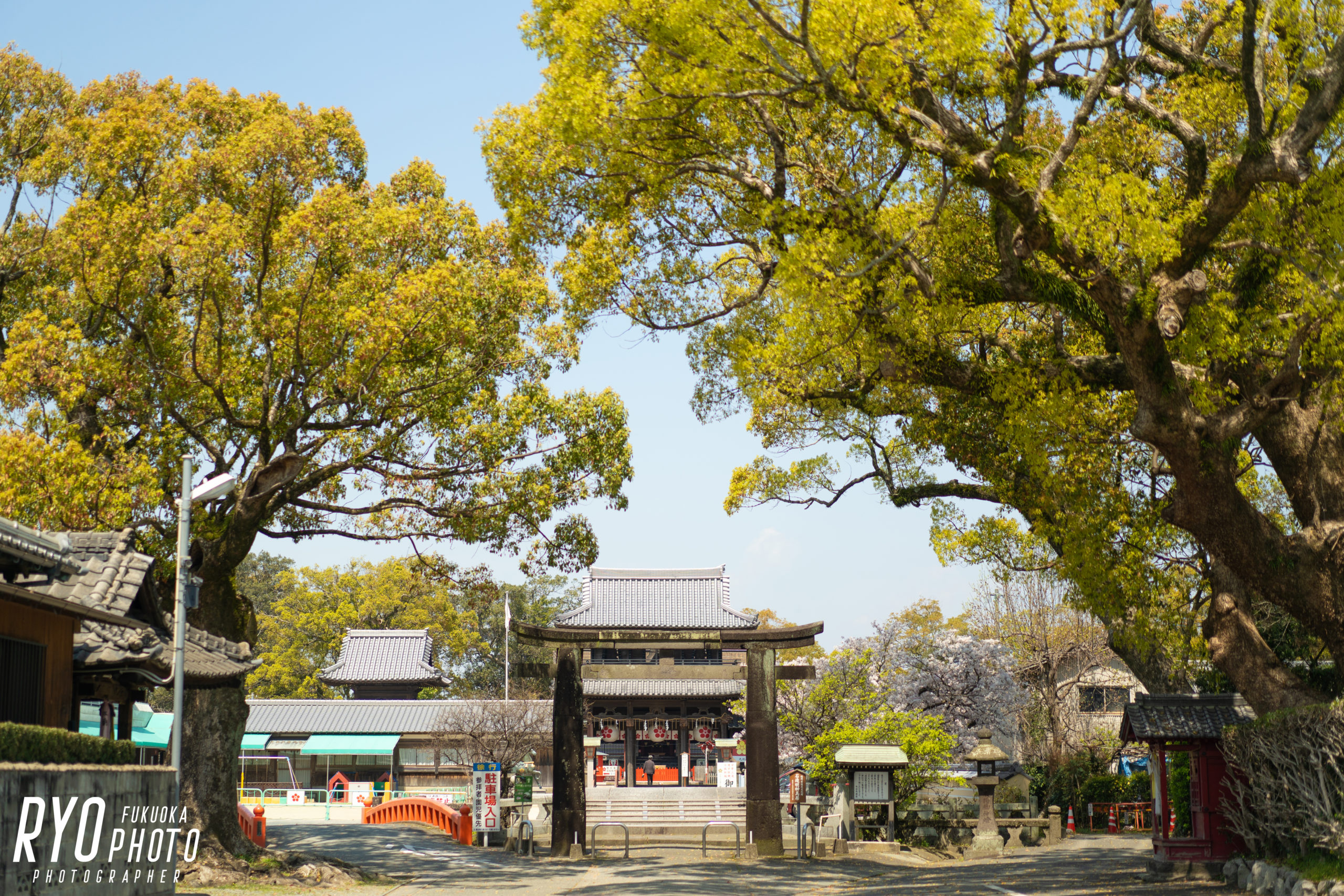 福岡の出張撮影サービス「RYO PHOTO(リョウフォト)」の出張カメラマン山口が福岡で出張撮影したお宮参りの写真